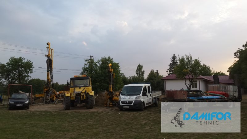 Echipamente şi Utilaje Damifor Tehnic