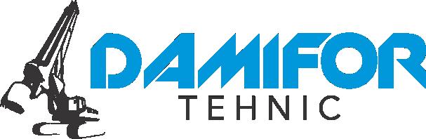 Logo Damifor Tehnic